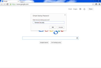 احمى متصفحك جوجل كروم GOOGLE